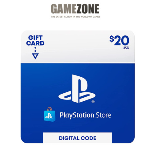 $20 PlayStation Store USD Card - PS PSN US Store - Instant Code PS4/PS3/PSP <br/> Instat Email Delivery - Same Day Dispatch
