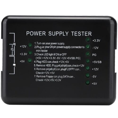 Power Supplier Tester (Tool Tester PW)