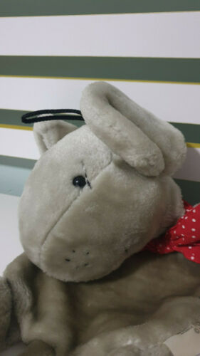 1998 MICHAEL NEUGEBAUER MOUSE FASHY WATERBOTTLE COVER TOY! 45CM!