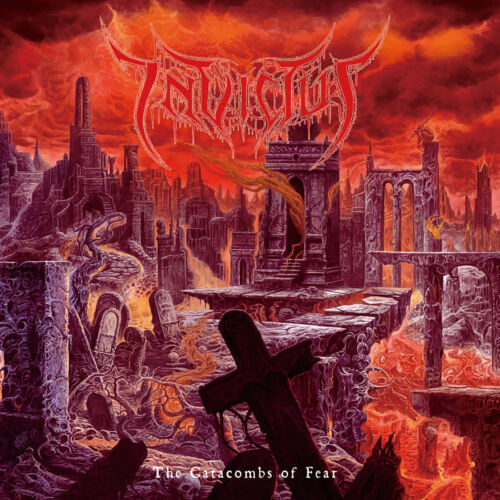 Invictus  – The Catacombs Of Fear (CD)