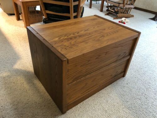 2-Drawer Chest by Conant Ball Mfr.