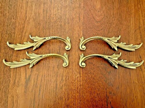 French Brass Furniture Handles