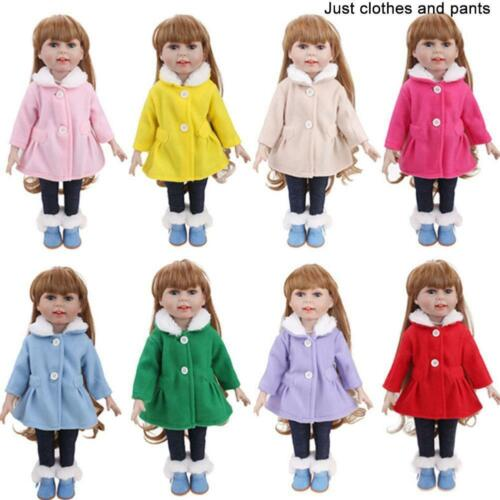 Doll Clothes Dress Outfits Pajames For 18 Inch Our Generation Girl Baby X1