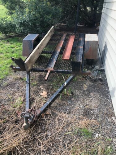Motorbike Motorcycle Trailer Needs some Attention pick up only Whittlesea