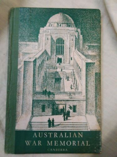 Guide to the Australian War Memorial 1953 with maps1939 - 1945 (WWII) - 13977