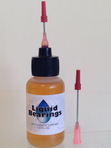 Liquid Bearings, BEST 100%-synthetic oil for Nautical or any clocks, PLEASE READ