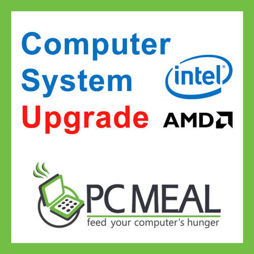 PCMeal Computer System OS Upgrade Windows 10 Pro 64bit DVD Professional