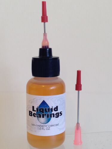 Liquid Bearings, BEST 100%-synthetic oil for any maritime clock, PLEASE READ!!