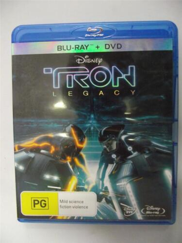 DVD + Blu-Ray - Tron legacy - Rated PG