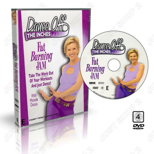 Dance Off The Inches Fat Burning Jam : New Fun Workout : Exercise DVD