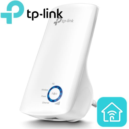 TP-Link Extender TL-WA850RE 2.4Ghz Wireless Range WiFi Booster N300 300Mbps