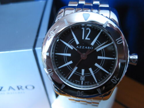 AZZARO COASTLINE STAINLESS STEEL