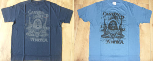 """Mens PEPE JEANS LONDON """"CANNON WILD"""" Shortsleeved T-Shirts in Navy and Blue"""