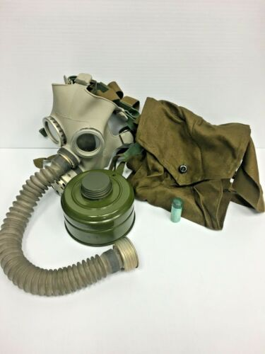 Child Gas Mask PDF-D 5 Piece Box Set LARGE - RussianMasks - 70985