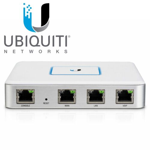 Ubiquiti USG Security Gigabit Enterprise Gateway Router