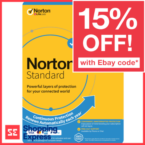 Norton Internet Security Antivirus Latest Version 2017 1 User 1 Y Windows 10