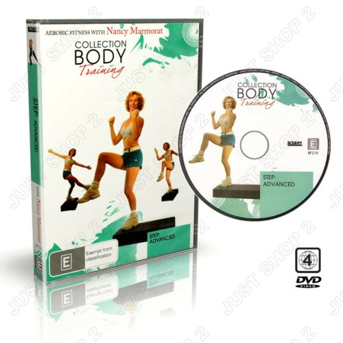 Step Aerobics Advanced Workout : New Exercise Fitness DVD