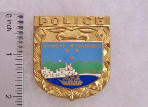 France Badge for New CaledoniaOther Militaria - 135