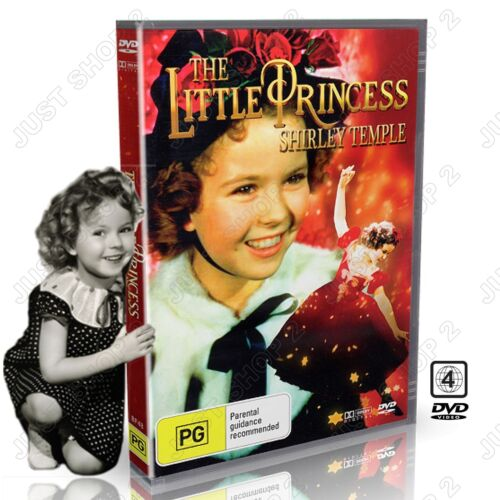 The Little Princess : Shirley Temple (1939) : New DVD