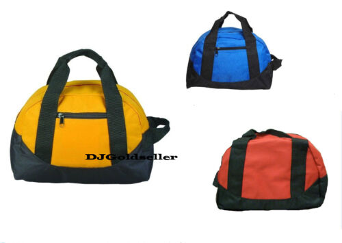 """12"""" Duffel Duffle Travel Sports Gym Bags Mini Carry-on Luggage Small Chose Color"""