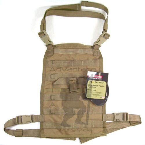 BAE Systems ECLiPSE Foldable Chest Rig MOLLE Platform - coyote brown USMCPouches - 158437