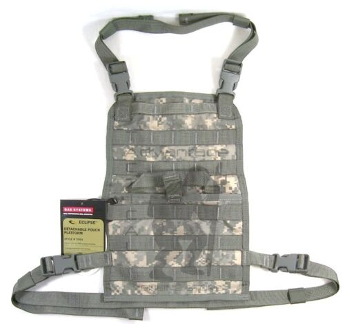 BAE Systems ECLiPSE Foldable Chest Rig MOLLE Platform - universal camo (ACU)Pouches - 158437