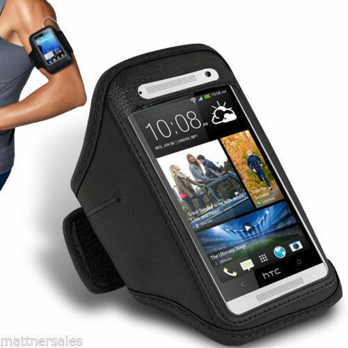SPORT RUNNING ARMBAND ARM BAND STRAP CASE COVER HTC ONE M7 M8 M9 M10 U DESIRE