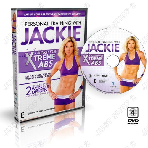 AB Workout DVD: Exercise/ Fitness : New & Sealed