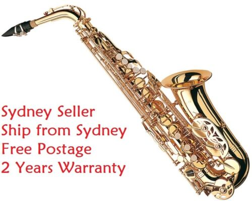 NEW TONE ALTO SAXOPHONE PREMIUM QUALITY WITH CASE STRAP GLOVES MOUTH PIECE <br/> BRAND NEW - TOP SYDNEY SELLER - SHIP FROM SYDNEY