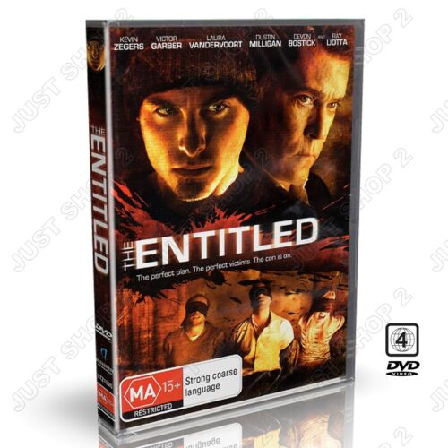 The Entitled DVD : Movie / Film : Brand New
