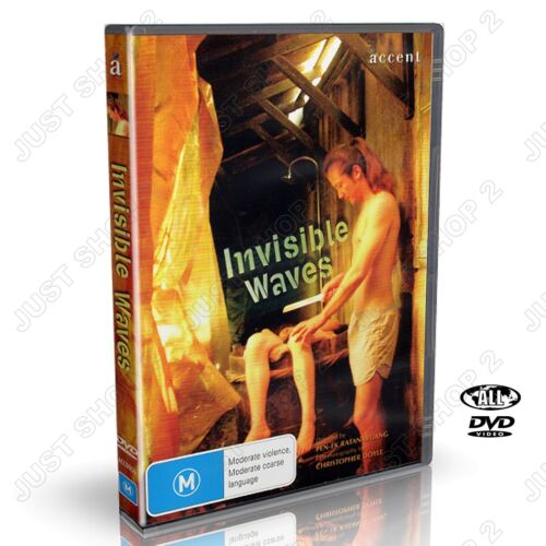 Invisible Waves DVD : Movie / Film : Accent : Brand New
