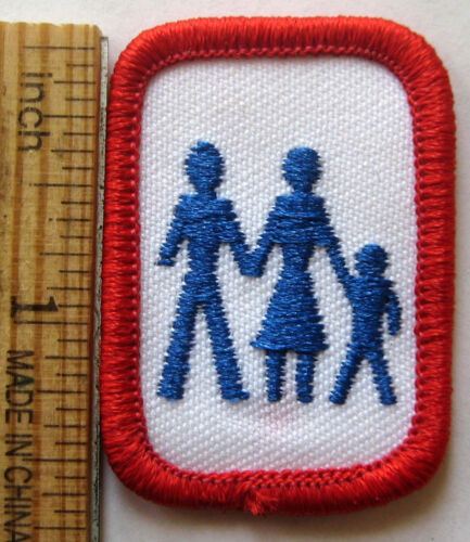 Retired Girl Scout HIGH ADVENTURE BADGE IP Interest Project Patch Rock Climbing