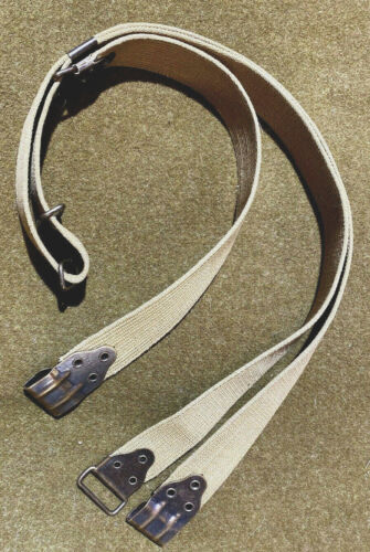 Long WWI Kerr N0-Buckl Sling for M1917 EnfieldUnited States - 156413