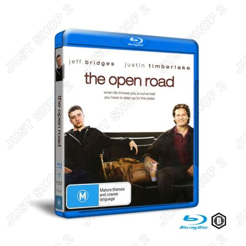 The Open Road : Movie / Film : Brand New Blu-ray