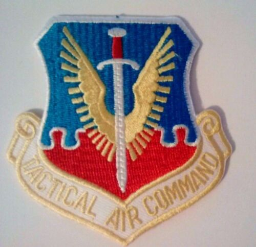 U.S. Air Force Tactical Air Command PatchAir Force - 48823