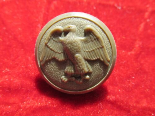 WW2 WAAC button 1 inch mint Womens Auxillary Army Corp Buttons - 74708