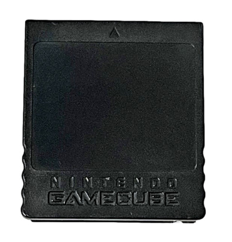 Genuine Memory Card For Nintendo GameCube 251 Blocks Official Wii Compatible