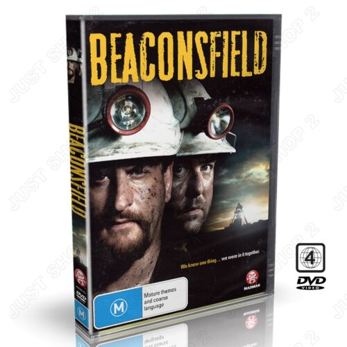 Beaconsfield - True Story + Special Features : New DVD
