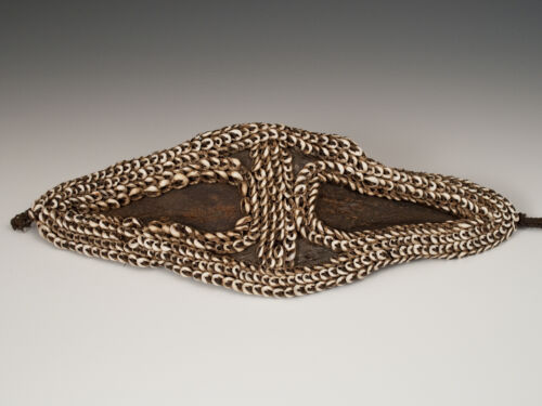 Antique Face Mask, Sepik area, Papua New Guinea