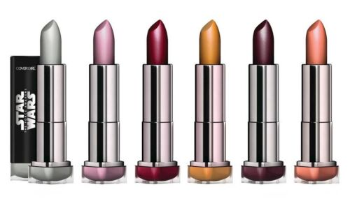 CoverGirl Star Wars Limited Edition Lipstick - Choose Your Color / Shade $5.49