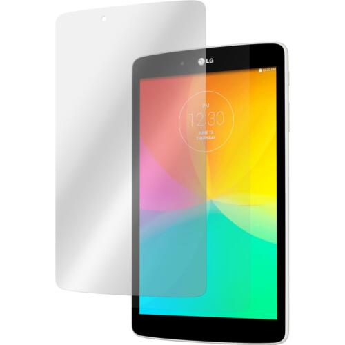8 x LG G Pad 8.0 Protection Film clear