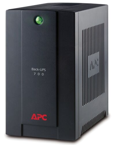 APC BX700-AZ Back-UPS 700VA UPS 3 Outlet Uninterruptible Power Supply Protect