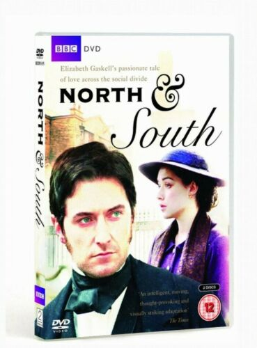 North and South Complete BBC 2005 Series New Region 4 DVD