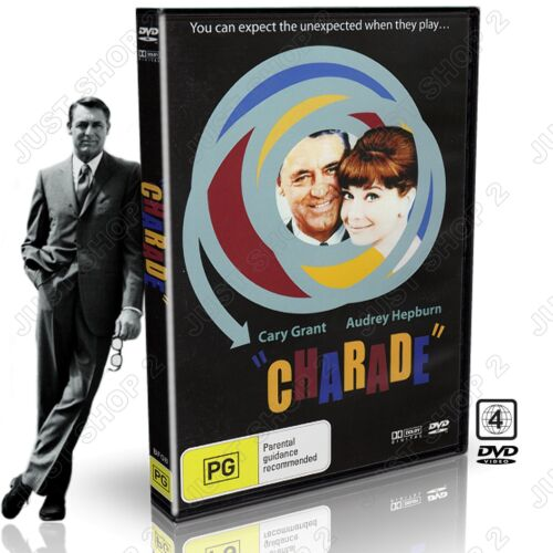 Charade DVD : Film / Movie : Cary Grant : Brand New