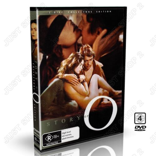Story Of O : Original Extended Version  2-Disc Set Collectors Edition : New DVD