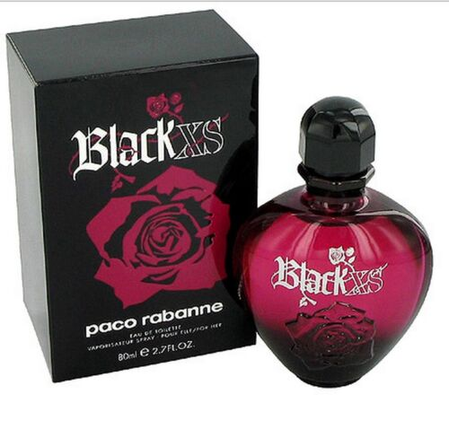 Black XS 50ml EDT by Paco Rabanne for women Perfume - Authentic