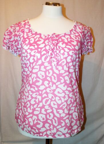 Boston Harbour Ladies Fitted Top - Hot Pink - Various Sizes Available