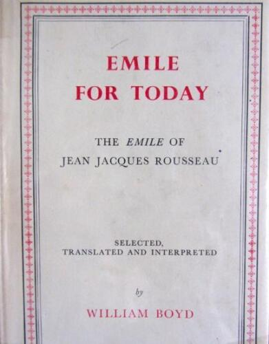 Emile for Today