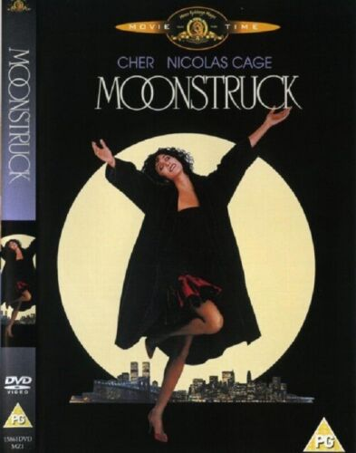Moonstruck (Cher Nicholas Cage) New DVD Region 4