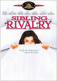 Sibling Rivalry Kirstie Alley Carrie Fisher Ed O'Neill Region 4 DVD VGC